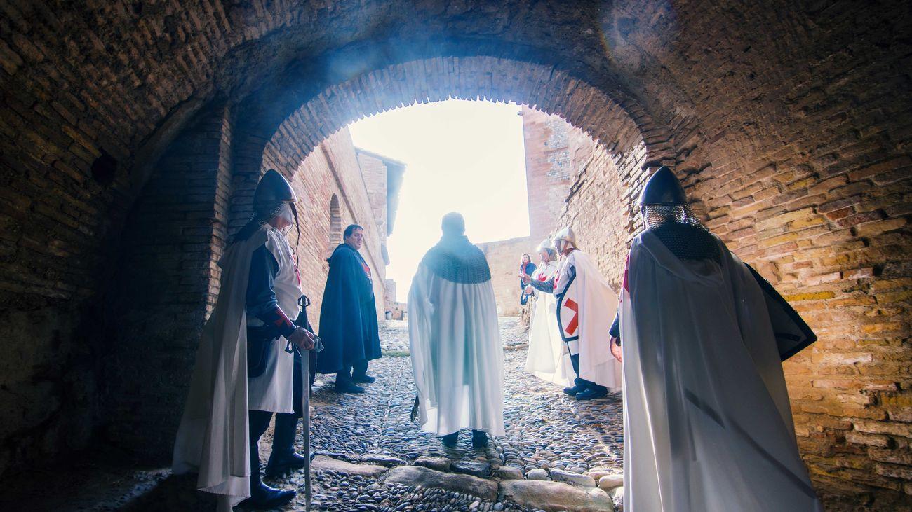 El Madrid de los Templarios