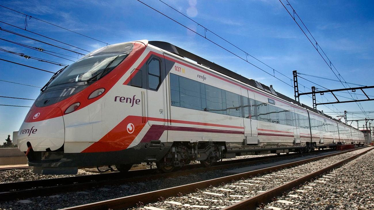 Suspendida desde la C-5 de Cercanías entre Orcasitas y Puente Alcocer hasta el día 29 por obras