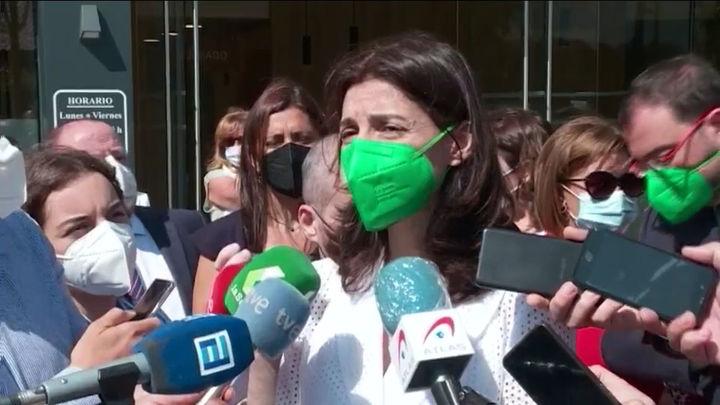 El PP arremete contra la ministra de Justicia por valorar las decisiones de los tribunales