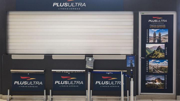 La Justicia desbloquea 34 millones de rescate a la aerolínea Plus Ultra