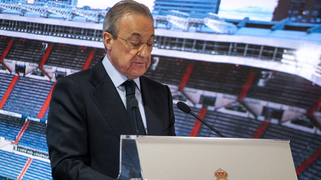 El Real Madrid emprende acciones legales contra Javier Tebas y el Fondo CVC