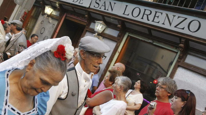 Madrid celebra San Lorenzo con restricciones