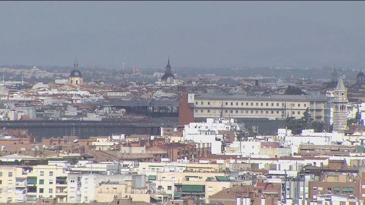 Los miradores de Vallecas estarán unidos por un itinerario peatonal