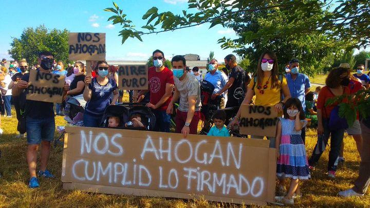 Afectados por una fundición critican la aprobación en Getafe de 700 viviendas junto a la siderúrgica