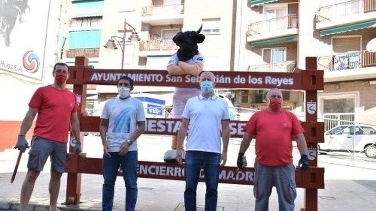 San Sebastián de los Reyes no tendrá encierros por segundo año consecutivo