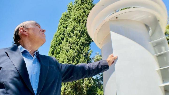 Una empresa madrileña logra reproducir un ciclón artificial para generar energía limpia y más barata