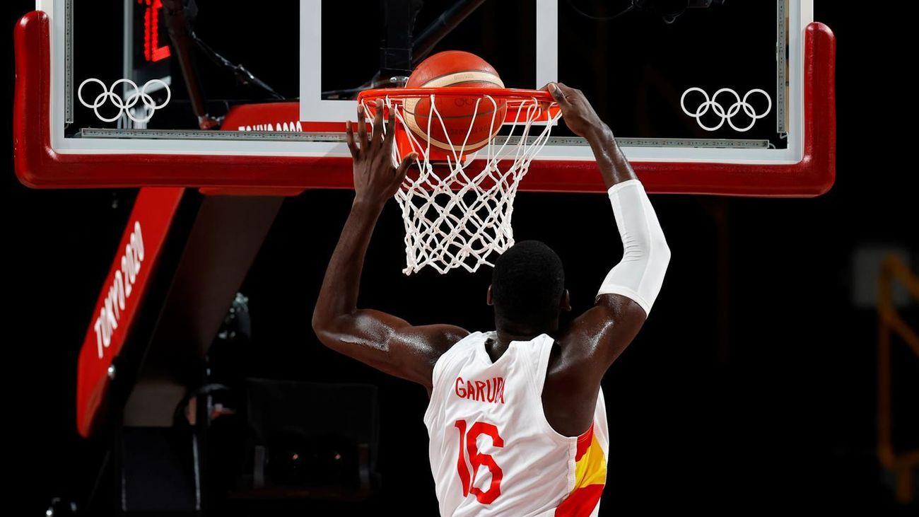 Garuba se despide del Real Madrid rumbo a la NBA