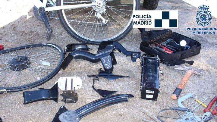 BiciMAD instalará candados en todas las bicis y cámaras en las estaciones más problemáticas
