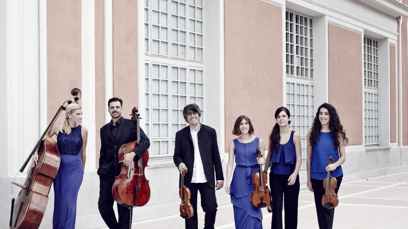 Partituras de Bach, Haydn o Beethoven sonarán en espaciossingulares de Madrid en el ciclo 'Clásicos de Verano'