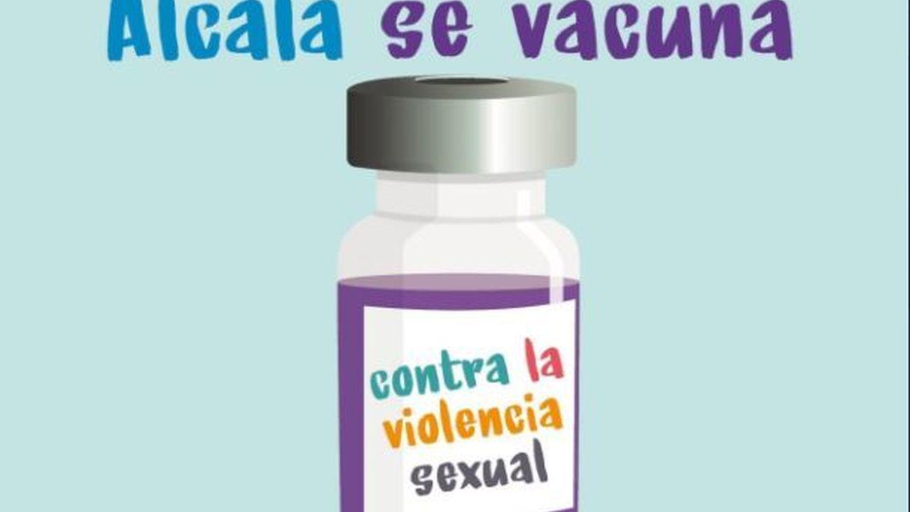 Alcalá lanza una campaña contra la violencia sexual en el marco de Verano en las Fiestas 2021