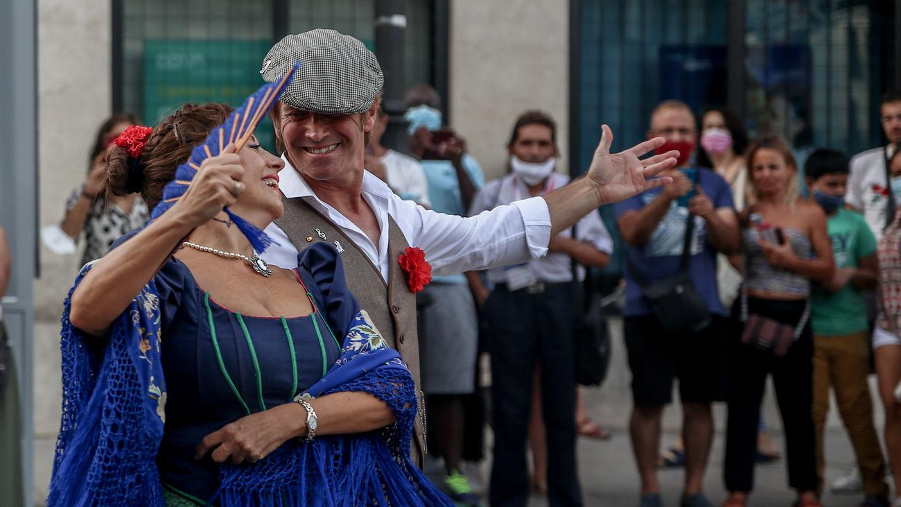 La quinta ola del coronavirus se lleva gran parte de las fiestas veraniegas de Madrid