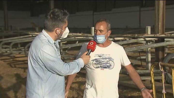 El alto precio del forraje y de la luz ahoga a los ganaderos madrileños