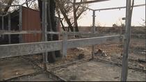 Pierde su casa en un incendio y le okupan la que le han prestado, en Fuente el Saz