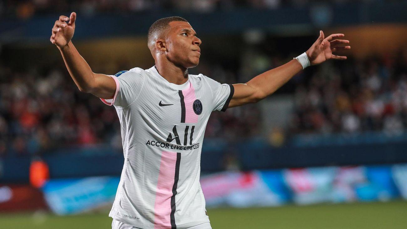 El Real Madrid prepara una oferta de 120 millones de euros por Mbappé