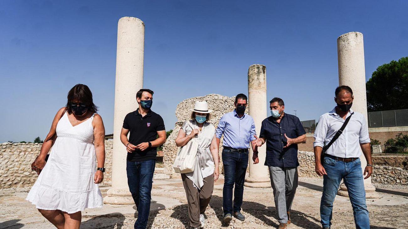Madrid invierte para la recuperación y divulgación del patrimonio arqueológico de la región