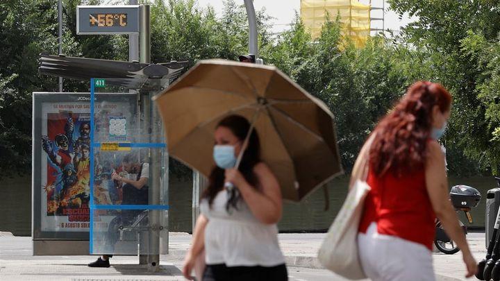 Madrid entra ya en el fin de semana con más calor de todo este 2021