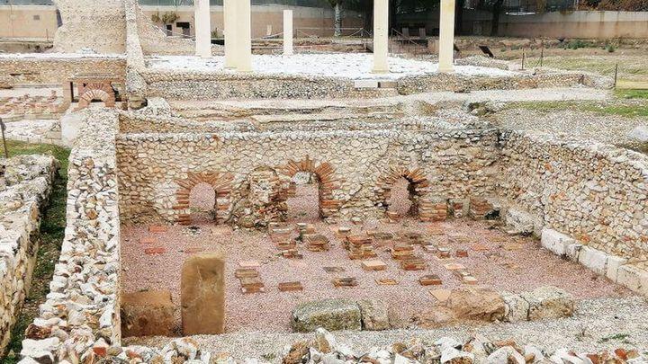 El yacimiento romano de Complutum, en Alcalá, tendrá un centro de interpretación