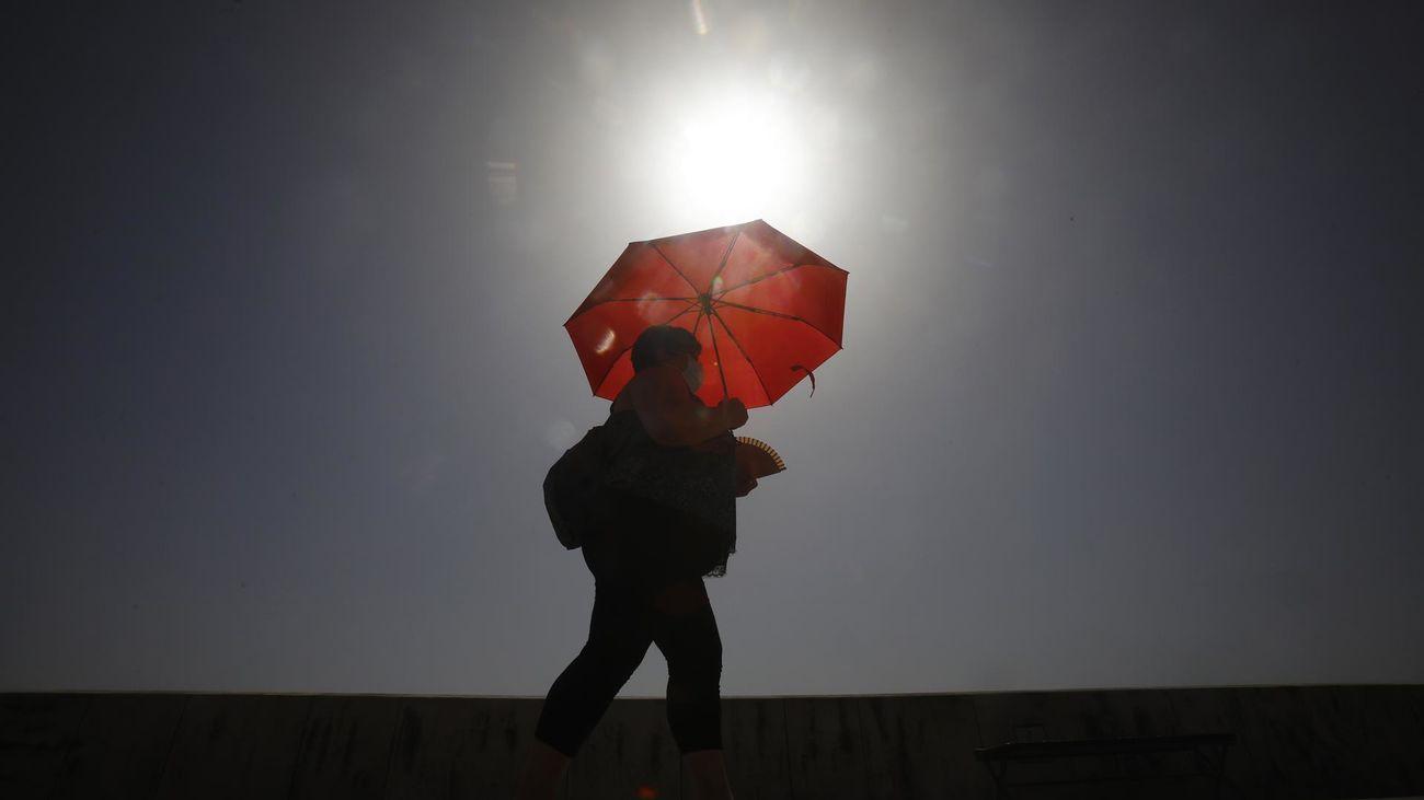 La Tierra batió en julio el récord de mes más caluroso jamás registrado desde 1880