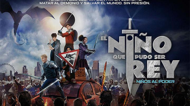 'Canta' y 'El niño que pudo ser rey' en el Cine de Verano de Torrejón