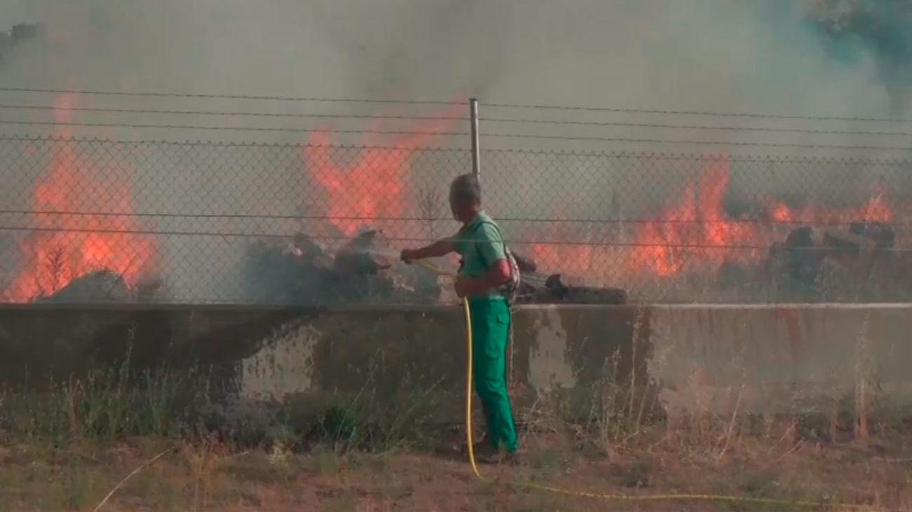 """El Gobierno declarará """"zonas gravemente afectadas"""" los territorios arrasados por incendios este verano"""