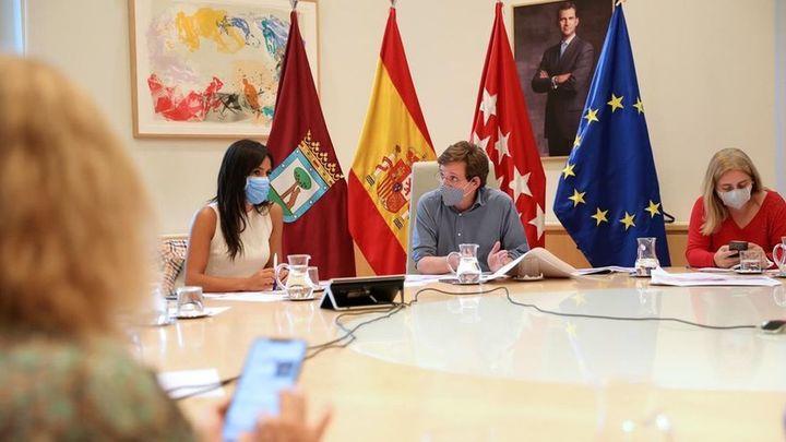 Almeida prevé aprobar el viernes en una Junta de Gobierno extraordinaria la nueva ordenanza de Movilidad Sostenible