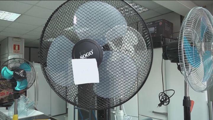 Se triplica la demanda de aire acondicionado y ventiladores por la ola de calor
