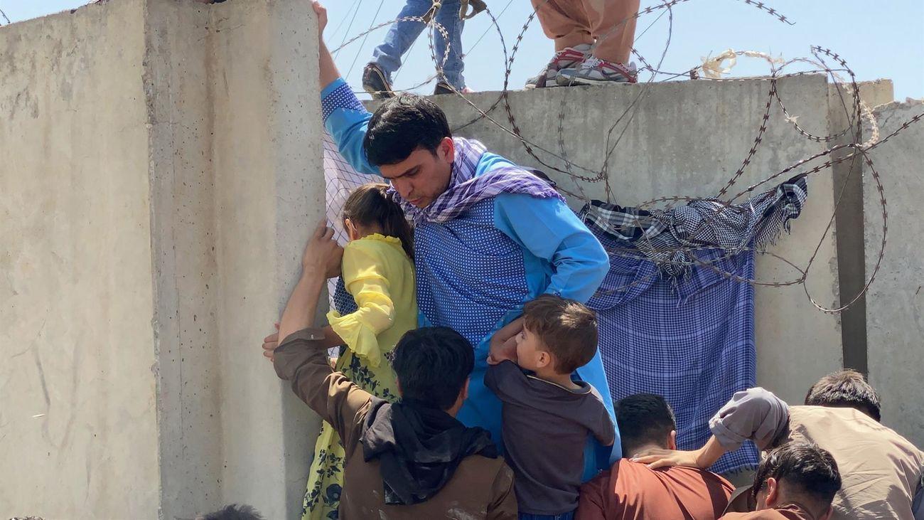 La Fundación Madrina ofrece su programa 'Pueblos Madrina' para acoger a familias afganas