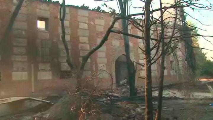 Batres propone pedir la declaración de zona catastrófica tras el incendio forestal