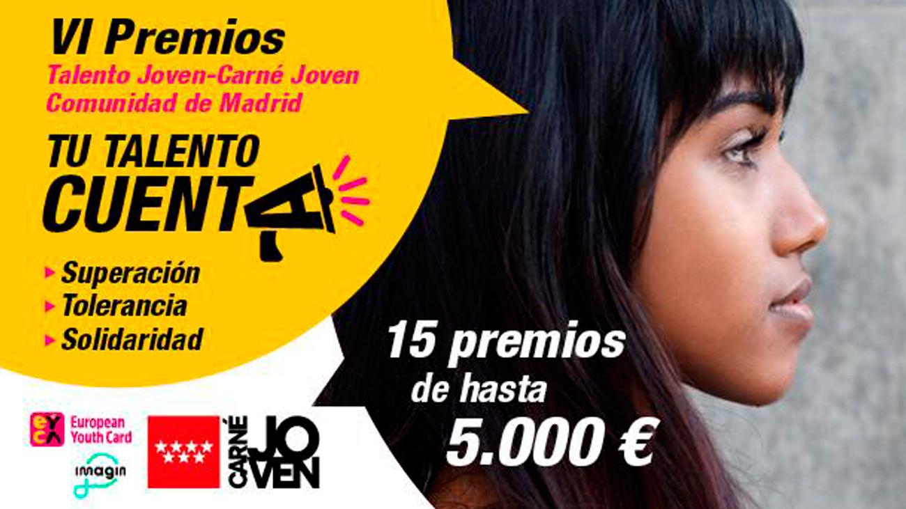 Madrid busca a los jóvenes con talento y valores ejemplares