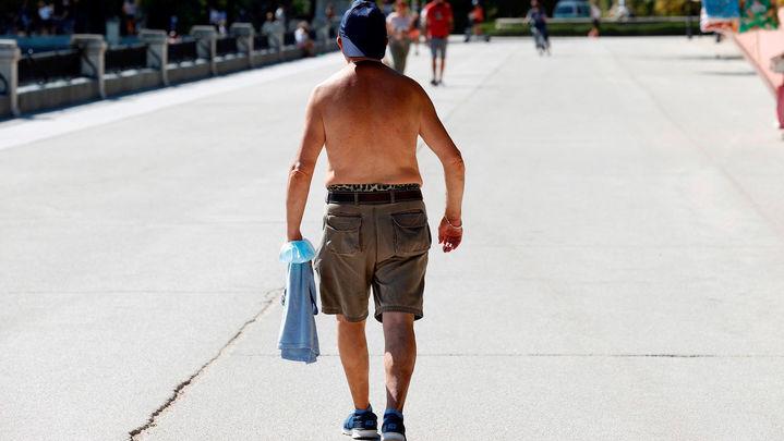 Madrid registró este fin de semana temperaturas récord