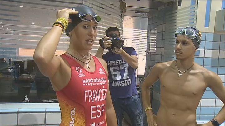 Madrid incorpora un dispositivo a los gorros de baño para evitar ahogamientos