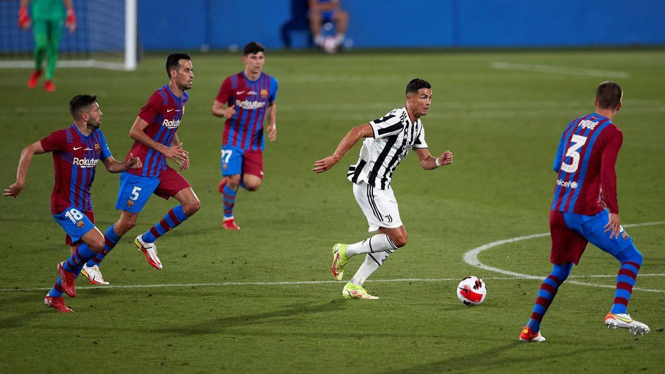 Ancelotti niega que piense en Cristiano Ronaldo para su Real Madrid