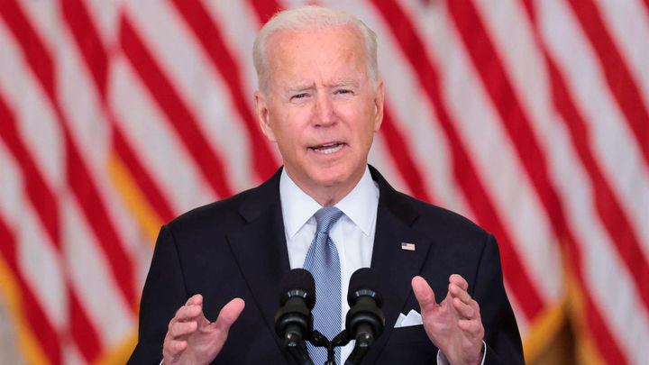 Biden defiende la retirada de Afganistán y  afirma que la misión nunca fue crear una democracia