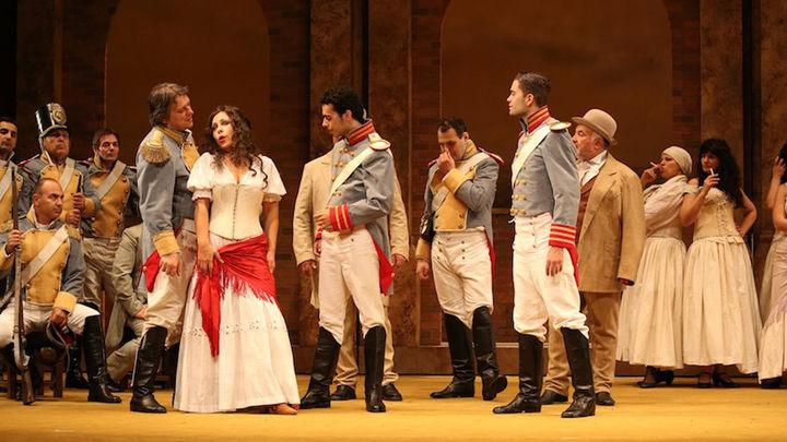Alcobendas estrenará en octubre 'Carmen' y 'La bella y la bestia'