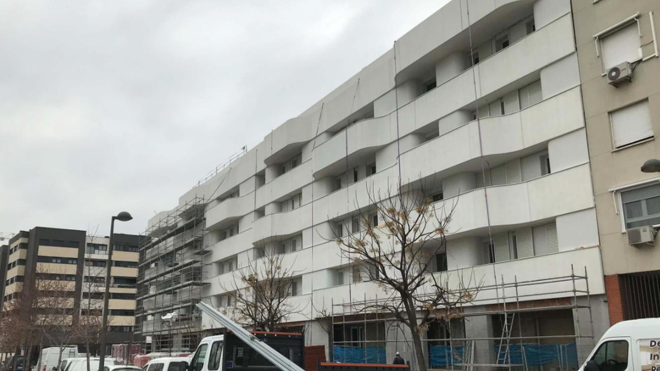 Getafe pondrá vigilantes de seguridad en dos bloques de 147 viviendas para que no entren okupas