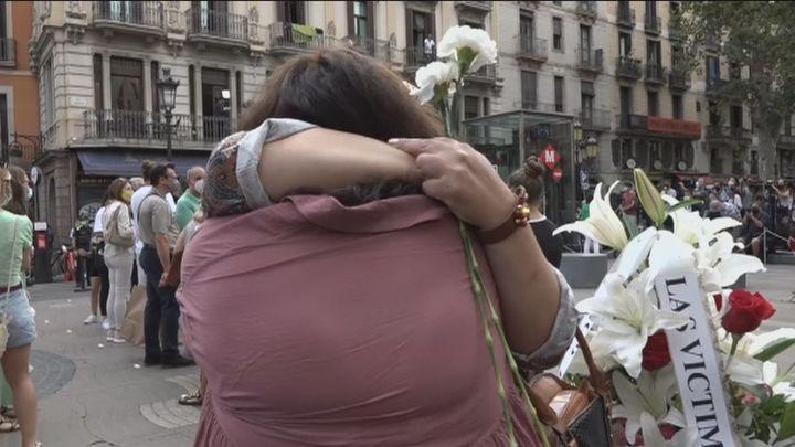Las víctimas del atentado de Las Ramblas, dolidas y enfadadas con la sentencia