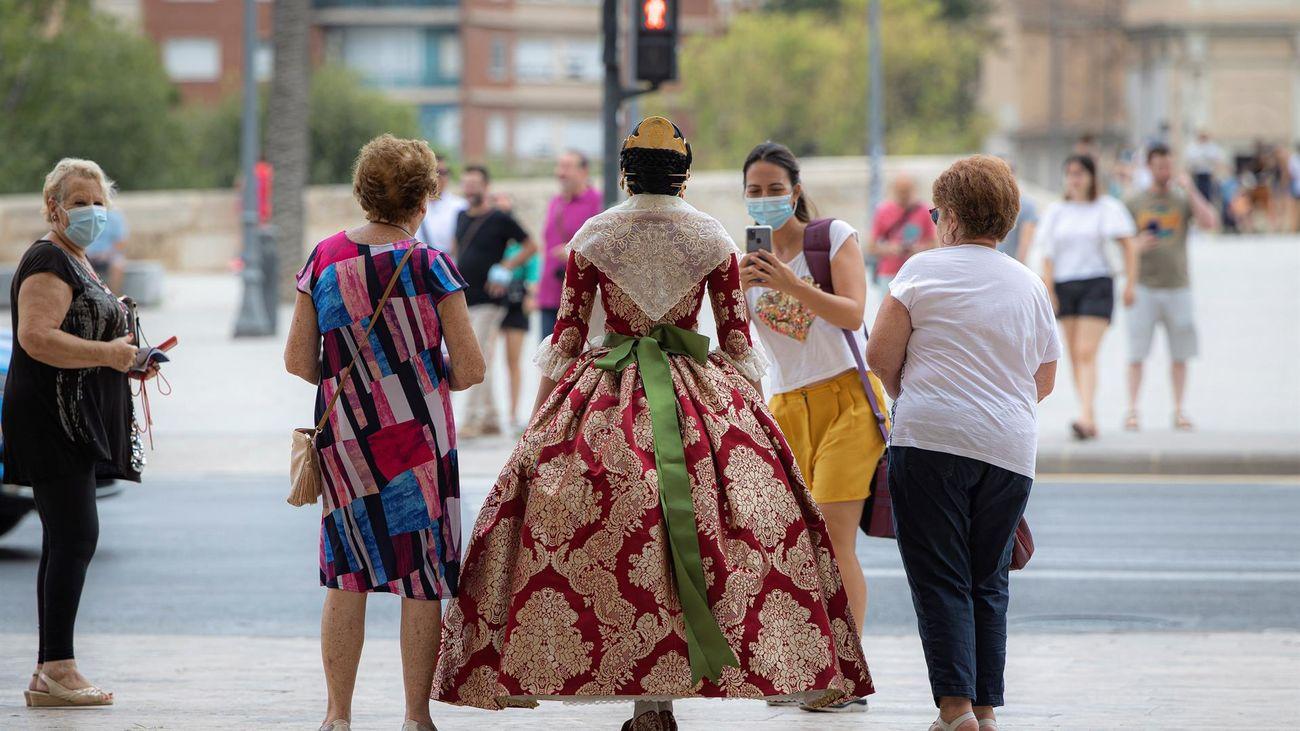 Valencia marca las normas y límites de sus Fallas de septiembre