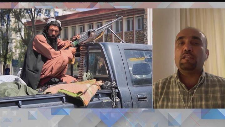 Salem abandonó Afganistán por miedo a la persecución de los intérpretes