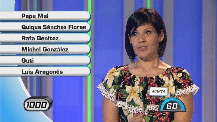 Guti, Luis Aragonés y otros entrenadores madrileños se cuelan en 'Atrápame si puedes'