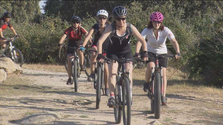 Women in Bike, un proyecto para fomentar el ciclismo femenino