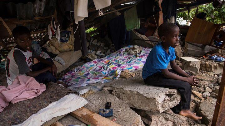 Intensifican la búsqueda de supervivientes en Haití ante la llegada de la borrasca 'Grace'