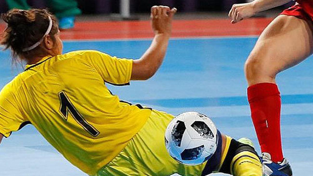 Leganés acogerá el XVIII Torneo Comunidad de Madrid de Fútbol Sala Femenino