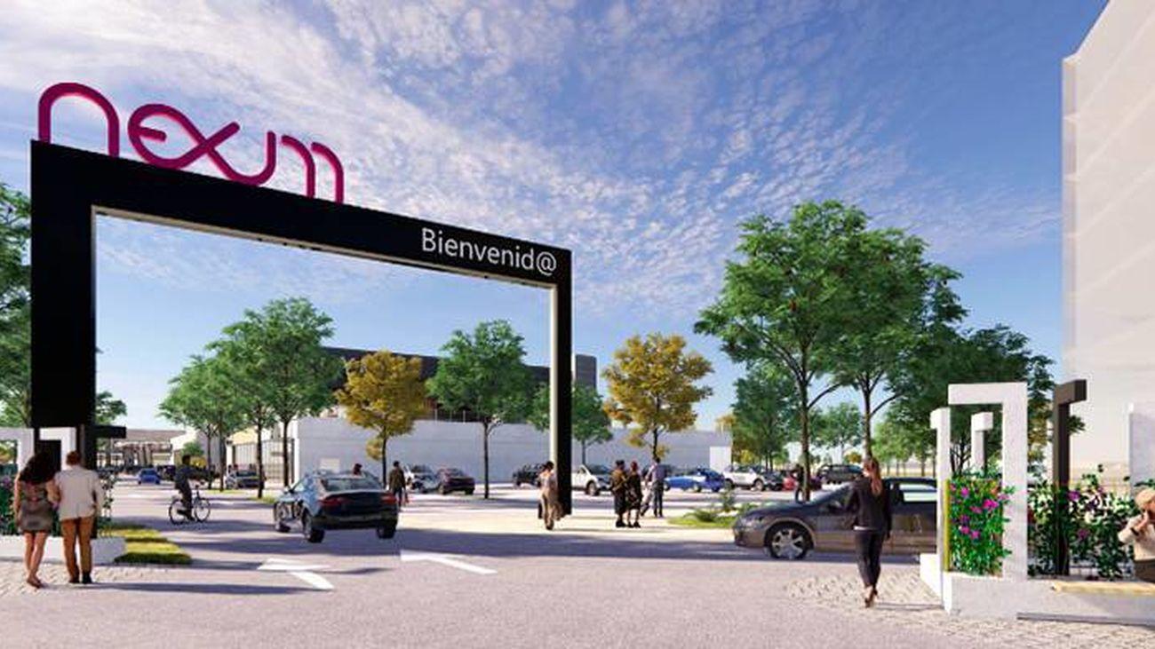 Las obras del parque comercial 'Nexum Reatil' de Fuenlabrada comenzarán en octubre y se prevé su apertura en 2023