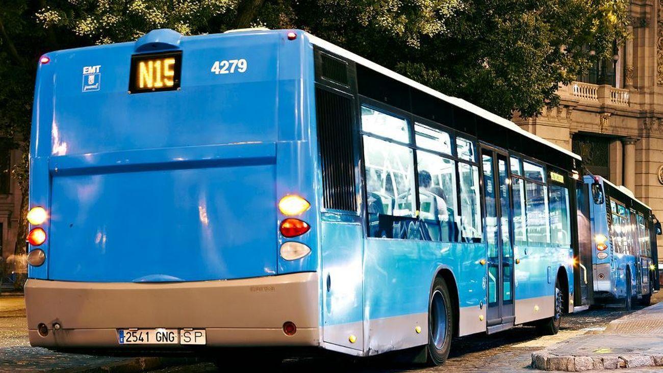 25 líneas de la EMT cambian temporalmente sus paradas por obras en Cibeles