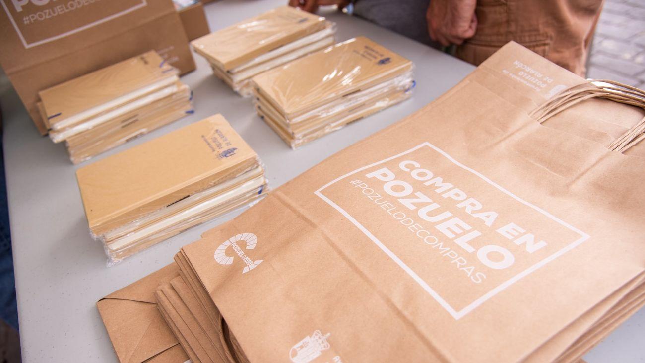 Continúa la campaña 'Rebajas de Verano' de Pozuelo en diferentes comercios de la ciudad