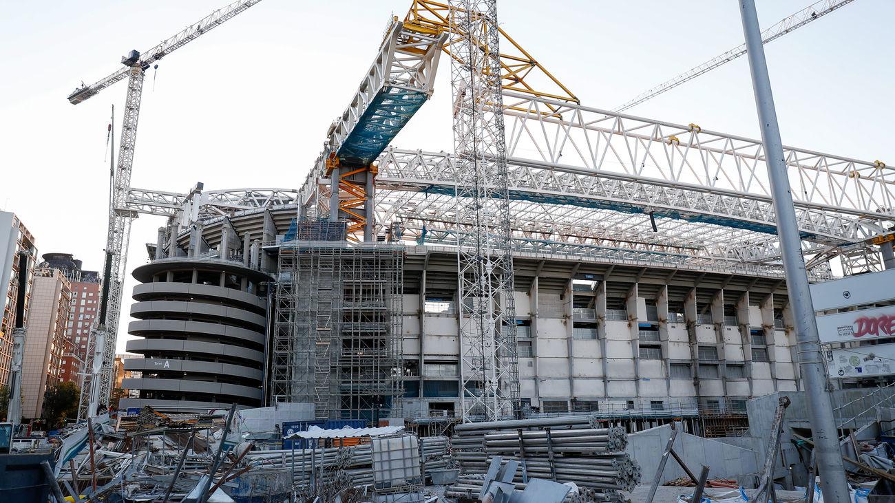 La vuelta del fútbol al Santiago Bernabéu se retrasa al 12 de septiembre