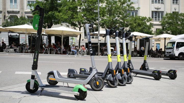 Se disparan las multas en Madrid por mal uso de patinetes, motos y bicicletas