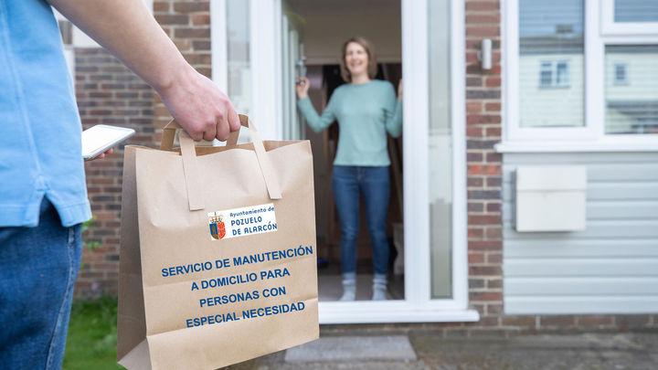Pozuelo destina 50.000 euros al nuevo servicio de manutención a domicilio