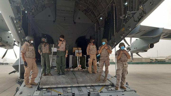 Parte hacia Dubai un cuarto avión para recoger a más repatriados procedentes de Afganistán