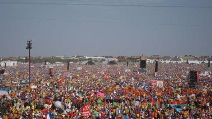 Diez años de la Jornada Mundial de la Juventud de Madrid, que reunió a 1,5 millones de peregrinos